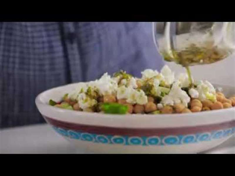 Moroccan Salad With Domty Feta Plus